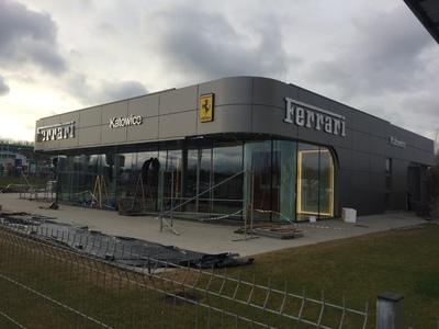 Budowa na ukończeniu