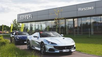 Godziny otwarcia Salonu Ferrari Warszawa (sierpień 2021)