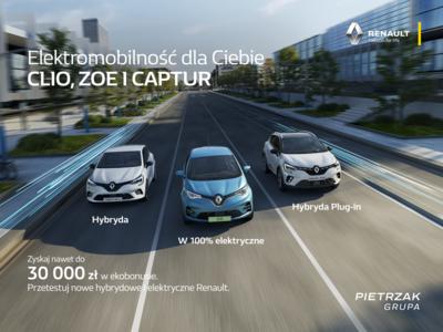 Elektromobilność dla Ciebie