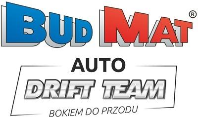 Nowy sezon BUDMAT Auto DRIFT Team, czyli poślizgi pod kontrolą w Poznaniu! Gratulacje dla zawodników BUDMATU!