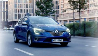 Dlaczego warto wybrać Renault MEGANE?