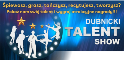 "Konkurs ""Dubnicki TALENT SHOW"""
