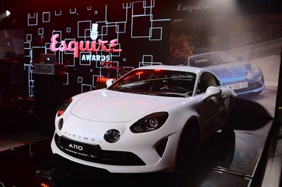 Alpine podczas Gali Esquire Awards 2018