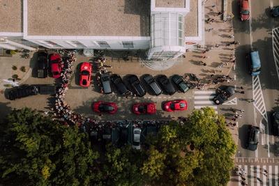 Ferrari Corsa Baltica 2019
