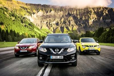 Nissan liderem segmentu crossoverów w Polsce w 2016 roku.