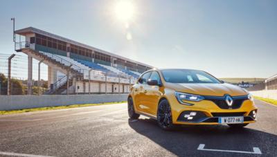 Nowy Renault Megane R.S.