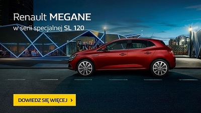 Renault MEGANE SL120