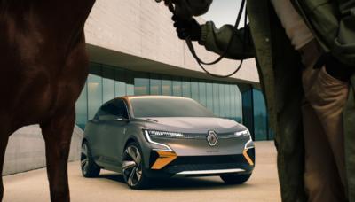 Premiera Renault MEGANE eVISION podczas elektromobilnego wydarzenia Renault eWays!