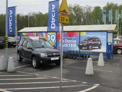 Wygraj Dacia w Castoramie