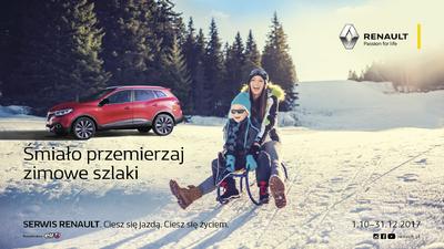 Renault kontrolna zimowa