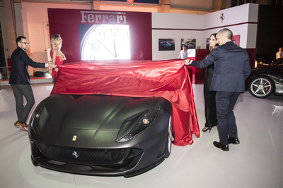 Dwie przepiękne premiery podczas Poznań Motorshow 2017
