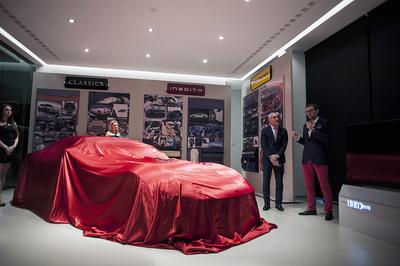 """Ferrari Tailor Made czyli samochód """"szyty na miarę"""""""