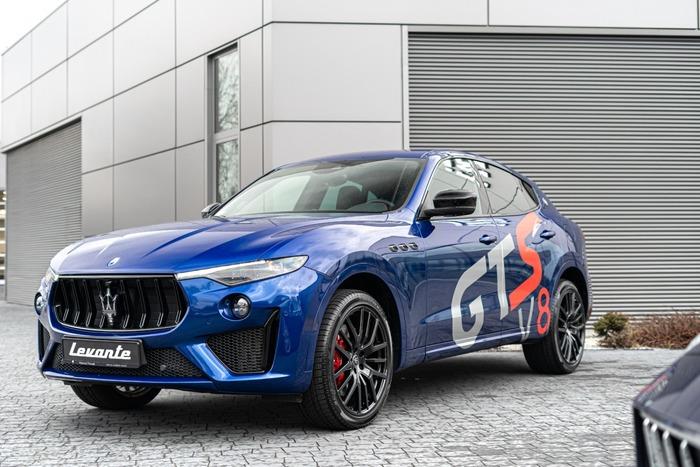 Maserati <em>Levante </em> GTS V8 MY20 | Autoryzowany Dealer Maserati, 2019r.
