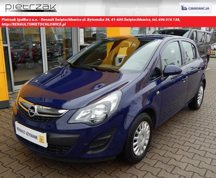 Opel <em>Corsa </em> 1.0 Benz Kraj Serwis, 2014r.