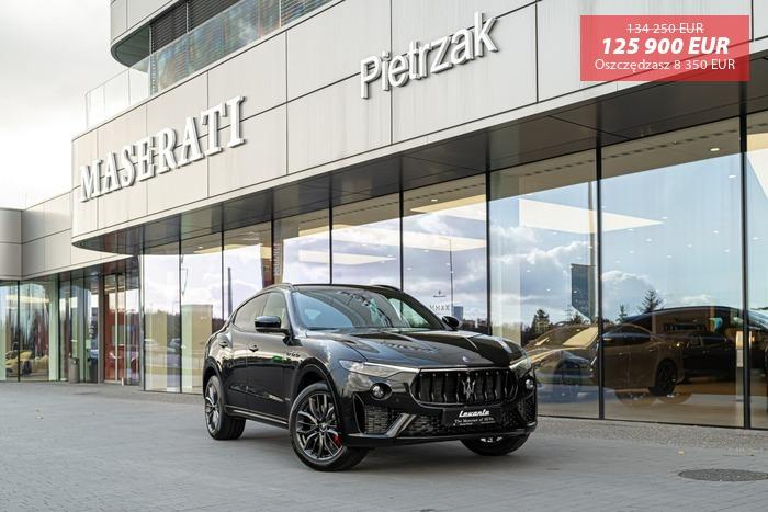 Maserati <em>Levante </em> DIESEL GRANSPORT MY21, 2020r.