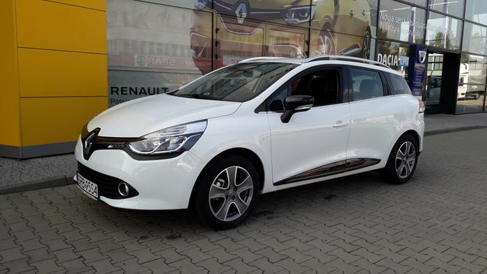 Renault <em>CLIO </em> Navi, 1 właściciel. Gwarancja. Grzegorz 728.437.981, 2015r.