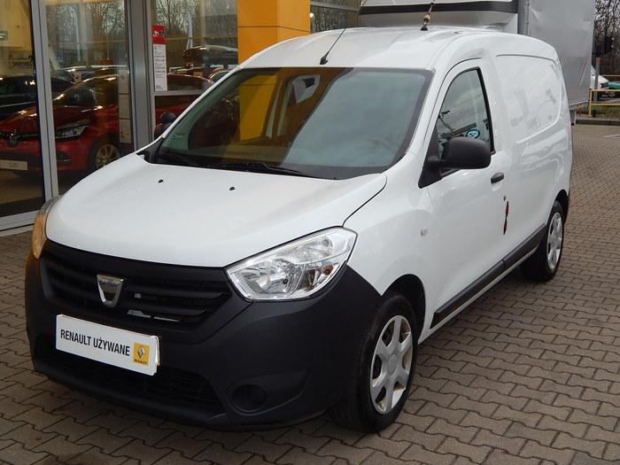 Dacia <em>DOKKER </em> Kraj Serwis, 2014r.