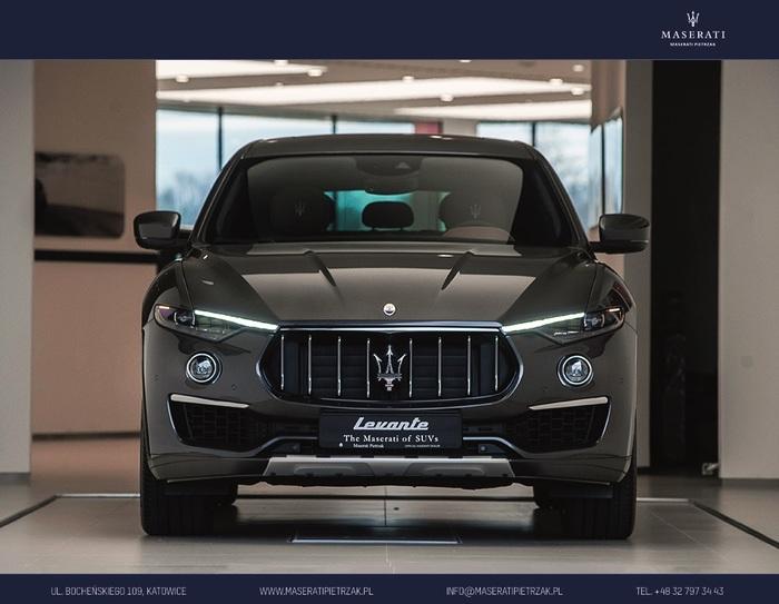 Maserati <em>Levante </em> S MY19 GranLusso | 4x4 | Autoryzowany Dealer, 2018r.
