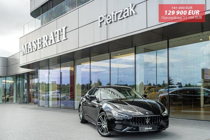 Maserati <em>Ghibli </em> S Q4, 2021r.