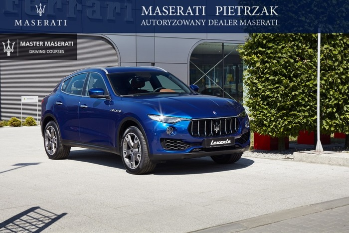 Maserati <em>Levante </em> 350KM 4x4 MY18 | Importer Maserati, 2018r.