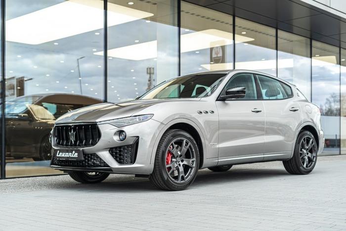 Maserati <em>Levante </em> GranSport Nerissimo MY20, 2019r.