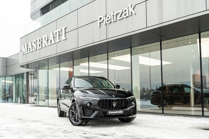 Maserati <em>Levante </em> SQ4 GranSport MY21, 2020r.