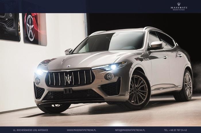 Maserati <em>Levante </em> Diesel GranSport MY19 | CARBON | Autoryzowany Dealer, 2018r.