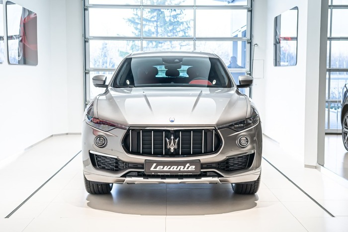 Maserati <em>Levante </em> GranLusso MY20 Ermenegildo Zegna, 2019r.