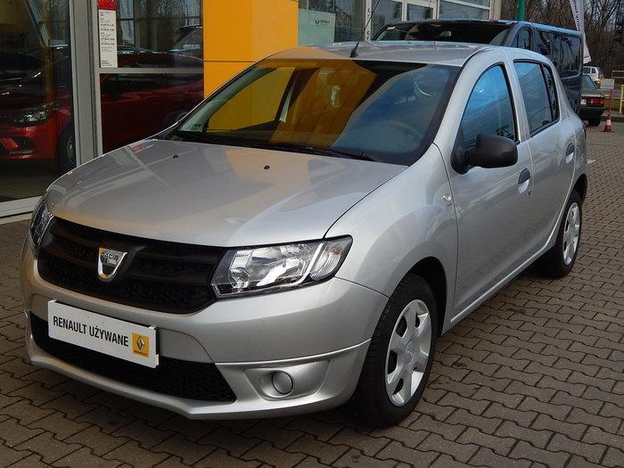 Dacia <em>Sandero </em> 1.2 16V 75 Niski Przebieg Kraj Serwis, 2014r.