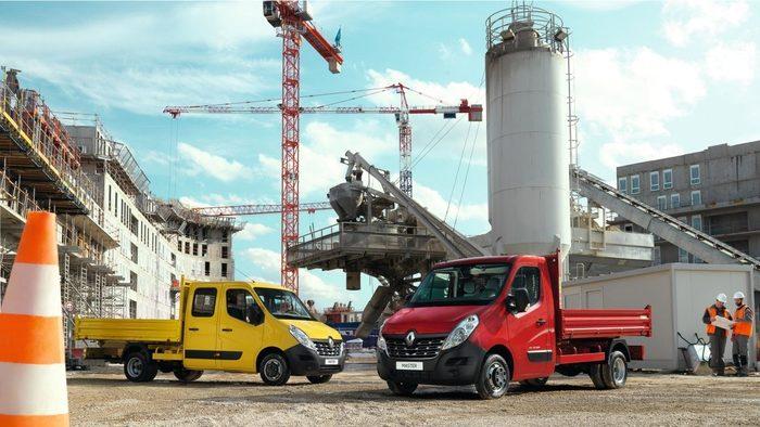 Renault <em>Master </em> Skrzynia - Klima, tempomat 130KM Grzegorz 728.437.981, 2017r.