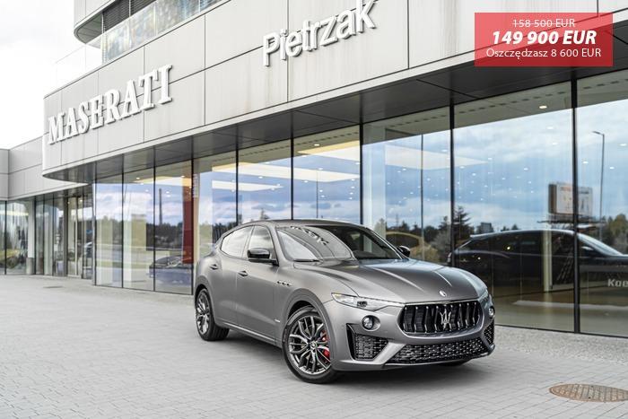 Maserati <em>Levante </em> GranSport S Q4 430km MY21, 2021r.