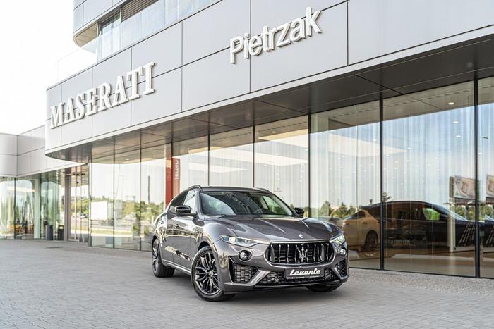 Maserati <em>Levante </em> Q4, 2021r.