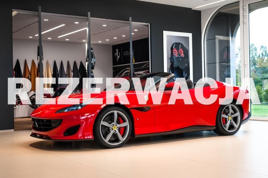 Ferrari <em>Portofino </em> Official Ferrari Dealer, 2018r.