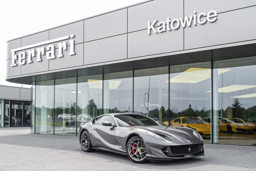 Ferrari <em>812 Superfast </em> Official Ferrari Dealer, 2021r.