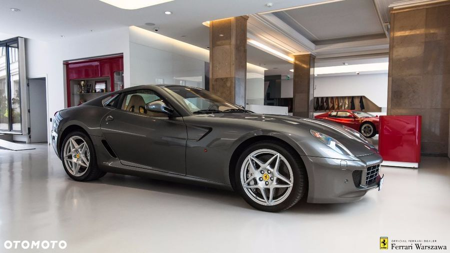 Ferrari <em>599GTB </em> Official Ferrari Dealer, 2008r.