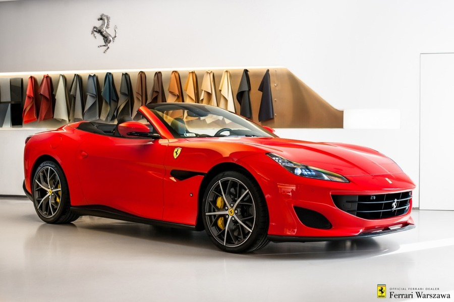 Ferrari <em>Portofino </em> Official Ferrari Dealer, 2018r.