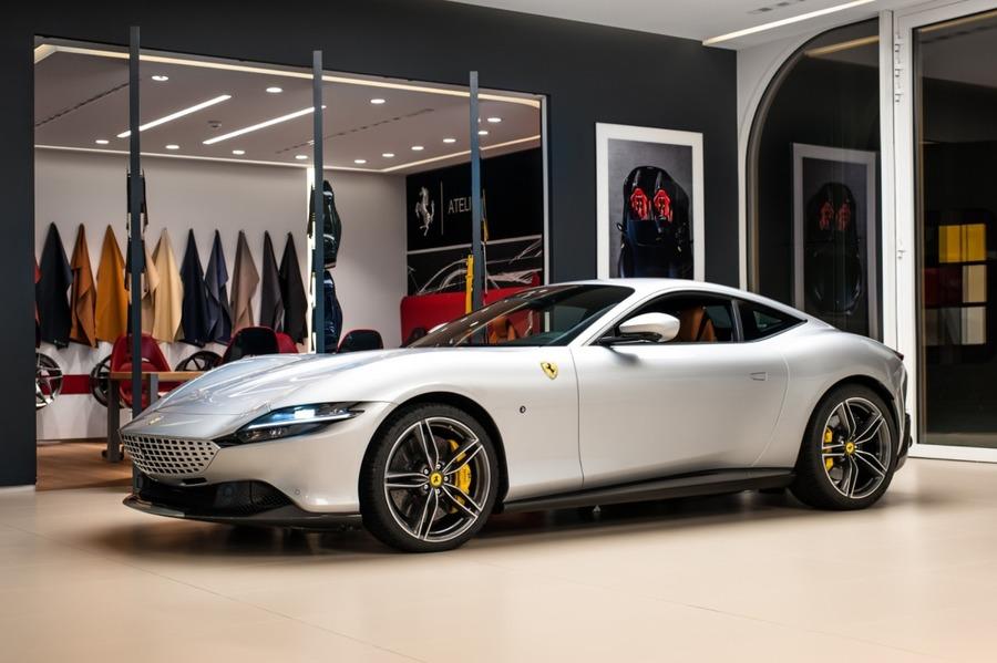 Ferrari <em>Roma </em> Official Ferrari Dealer, 2020r.