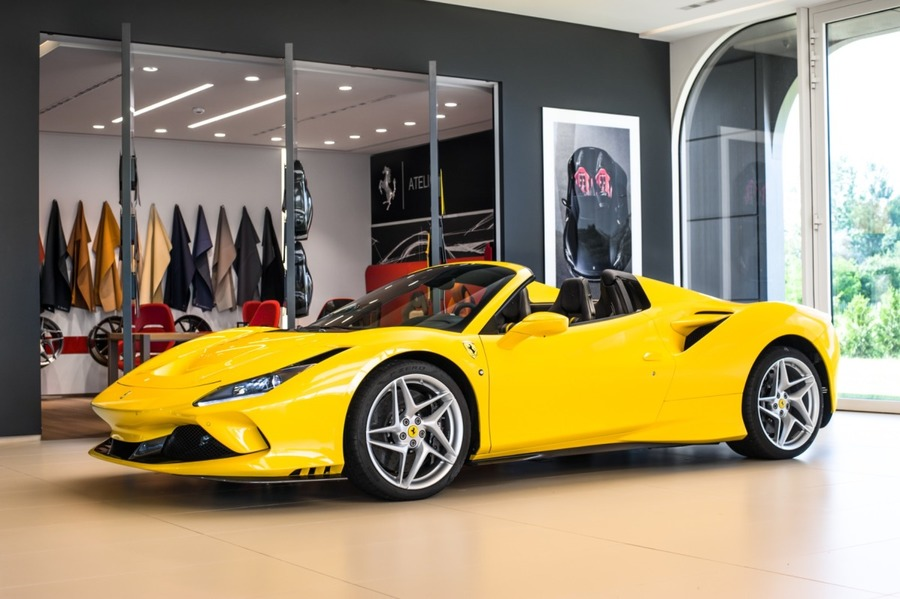 Ferrari <em>F8 Spider </em> Official Ferrari Dealer, 2020r.