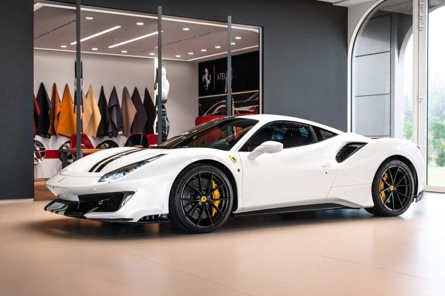 Ferrari <em>488 </em> Pista Official Ferrari Dealer, 2018r.